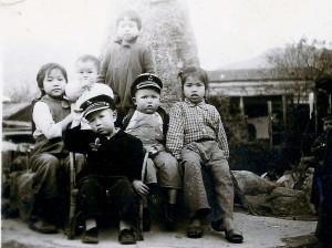 Maylin family 1956