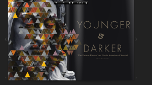 younger darker North American church